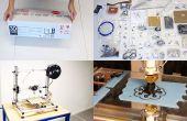 Construir una impresora 3D