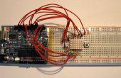 Generador de letras al azar de Arduino