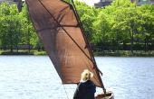 Canoa de vela
