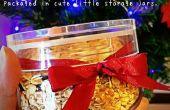 MIX de GRANOLA - Idea de regalo casera sana