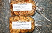 Tostadas de semillas de calabaza