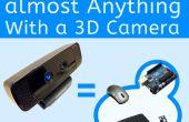 Cómo controlar casi cualquier cosa con una cámara 3D (incluyendo su Arduino)