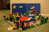 LEGO casa muy realista