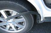 Reparación de auto burletes