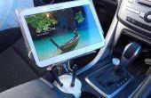 Cómo hacer un montaje de la tableta para su vehículo