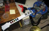 Funkatron eléctrico: Un estilo de guitarra tambor controlador MIDI