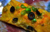 Enchilada de pollo