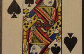 Cómo jugar solterona con tarjetas