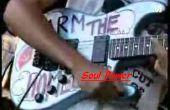 Instalación de Killswitch de guitarra