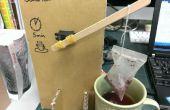 LittleTea: elaboración de la cerveza té robótica
