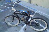 Motorizada bicicleta montaje Resumen