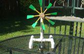 Cómo hacer un ventilador solar.