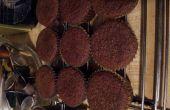 Muffins de calabaza jengibre