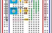 Construir un ecualizador de canal de tres en un protoboard