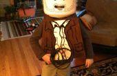 LEGO Indiana Jones disfraz