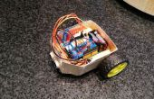 Robot chasis del pobre MediaTek LinkIT uno
