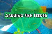 Alimentador de los pescados de Arduino