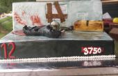 Llamada del deber Nazi Zombies pastel