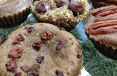 Pastelitos de mochi - libre de Gluten, versátil y Healthy-ish
