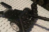 LEGO arma del campo militar