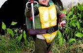 Teenage Mutant Ninja tortugas traje