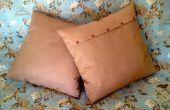 Abotonado funda para almohada