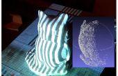 DIY 3D scanner basado en visión estéreo y luz estructurada en lenguaje Python