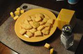 Hacer tus propias galletas Cheez-it! ¿