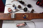 Pastillas de guitarra fácil y barato