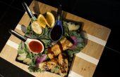Filipina sushi... Mejor que cualquiera en un restaurante