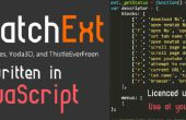 Cómo instalar y usar ScratchExt: extensiones Javascript cero