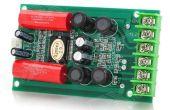 Amplificador estéreo de 15 vatios DIY (Portable)