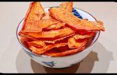 Deshidratados de Papaya