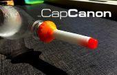CapCanon: Canon de agua foamdart botella del animal doméstico. NERF compatible! (Impresión 3D)