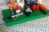 Tecnología avanzada de LEGO