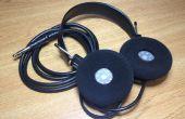 Hi-Fi DIY: Modificación de auriculares Grado
