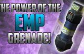 Cómo hacer un generador de EMP sin usar cámara circuito