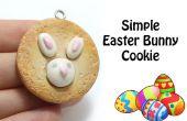 Tutorial: Semana Santa Bunny cookies - arcilla polimérica