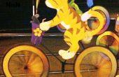 AlleyCats: caza del tesoro en su bicicleta.
