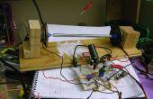 Primavera de reverberación experimento con Sugru y LM386s