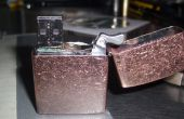 USB pulgar unidad Zippo
