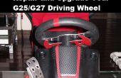 Reparación y actualización de una Logitech G25/G27 rueda