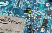 Cómo: energía (con Intel Edison)