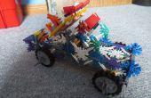 Coche de batalla KVG: Cohete carro