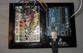 Conexión un M74HC238 3-8 línea decodificador con un Arduino (ejemplo)
