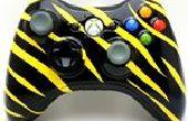 ¿Cómo encargo pintar su controlador de Xbox