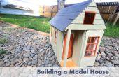 Cómo construir una casa de modelo de escala