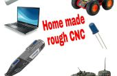 ¿Ranurador del CNC de áspero DIY?