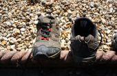 Fijar zapatos con Sugru