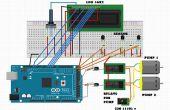 Regulador de agua caliente solar con arduino mega y ds18b20 sensor de temperatura